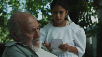 """Foto fija de """"El pez ha muerto"""", cortometraje de Judith Battaglia, Rosaria Producciones"""