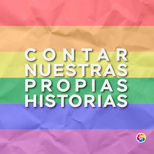 """anuncio capacitación """"Contar nuestras propias historias"""" Rosaria Producciones"""