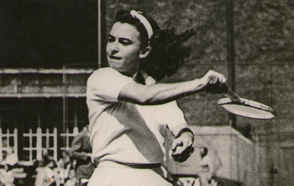 Telefims documental sobre Mary Terán, la tenista del pueblo por Rosaria Producciones